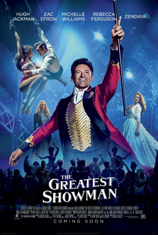 greatest showman - sunset cinema club nottingham