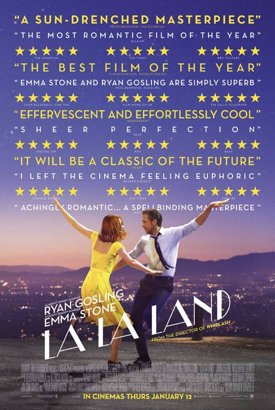 La La Land - Outdoor Cinema - Nottingham