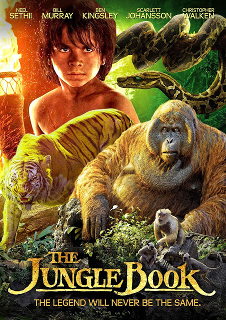 The Jungle Book (2016) - outdoor cinema nottingham - cinema in the woods - notts maze woods - lime lane - sunset cinema club -  nottingham